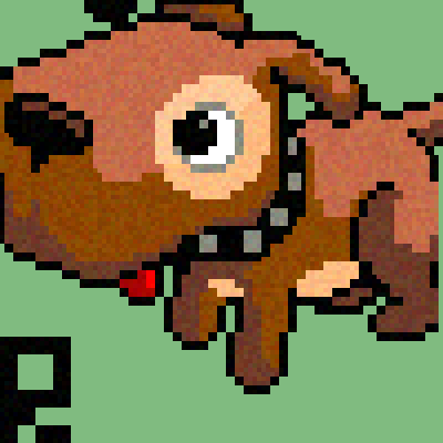 pixel art Dog House. ( Au,Au.) nitrome BY: romullo dog jogos games cachorro by romullo piq