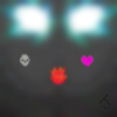 pixel art Eyes of the overseer of over overseer lol dark see lord circle the seer by darklord piq
