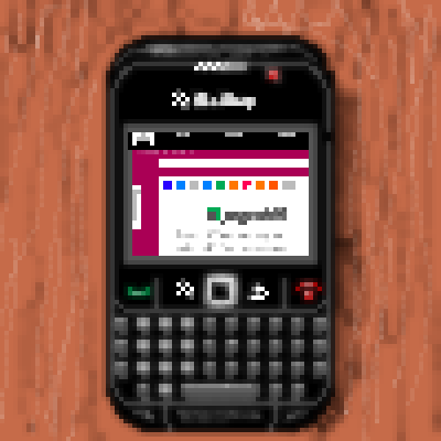 pixel art my BB *updated* by jmgandalf piq