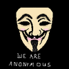 anonymous mask colored