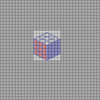rubik's cube of rubiks' cubes of pixels