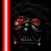 Darth Skywalker (half-masked)