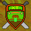 Jungle explorer's emblem