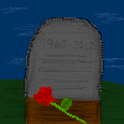 pixel art Loss wg loss death love contest rose wolfgirl456 entry war grave by wolfgirl456 piq