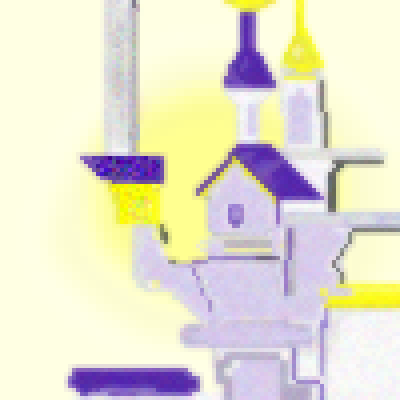 pixel art lol,testing blue sun castle oc lol by Jack piq