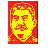 The glorious leader: Stalin