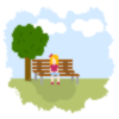pixel art Dile lo que sientes  what sientes di feel lo park say que you girl by Lioninacoma piq