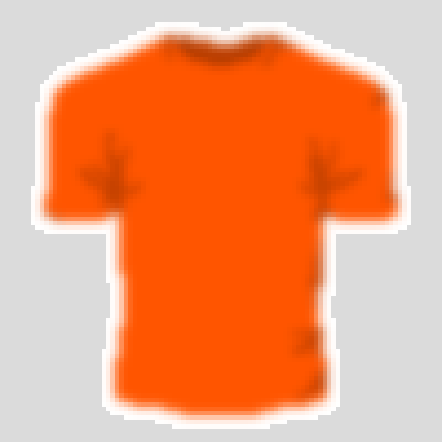 orange shirt sticker