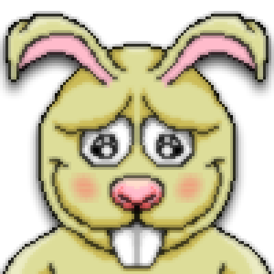 face rabbit