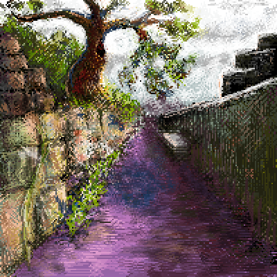 pixel art Lane by pixelwiz piq