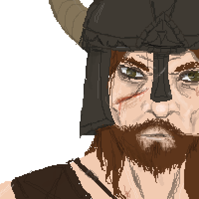 unfinished barbarian.