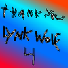 THANK YOU lynkwolf4 FOR SUBCRIBING! ^o^