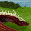 Grasslands dragon