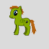 me as a pegasus from mlp