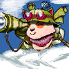 Teemo On Cloud! (For Sheep)