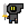 lil knight with sword