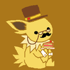 Gentleman Jolteon