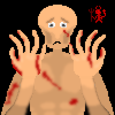Bloodied Hands