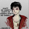 R - Don't be creepy