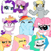 MY LITTLE PONIES!