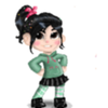 vanellope BLUR VERSION
