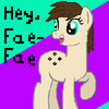 FaeFae529's Best Friend in Pony Form