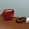 Hot Cocoa and a Donut