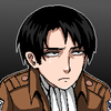 Levi is Not Amused by this Piq