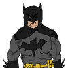 Batman can't be beaten because he's Batman