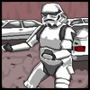Dancing Storm Trooper