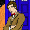 11th Doctor by: Corey