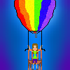 Hot Air Balloon Chair