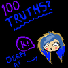 100 TRUTHS! BY SKYLAH
