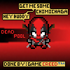 DeadPool Pixel