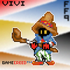 Vivi from Final Fantasy 9