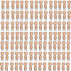 i made an army of 105 cute little people