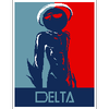 Delta as your president