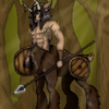 Hjortaur Forest guard
