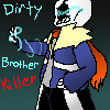 Dirty Brother Killer! - Sans
