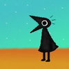 Crow Man - Monument Valley