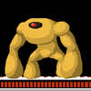 Yellow Golem