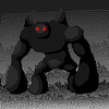 Darkess golem