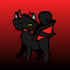 request- Devil kitty
