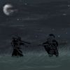 Swordsmen in the Night