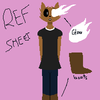 My character ref sheet