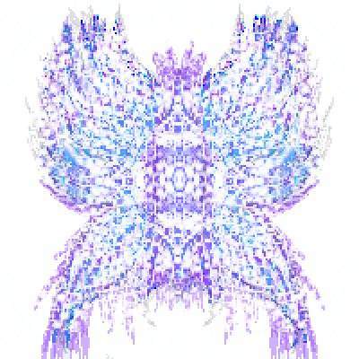 pixel art ☆Butterfly☆ by Kairi Lon piq
