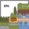 RPG unfinished landscape